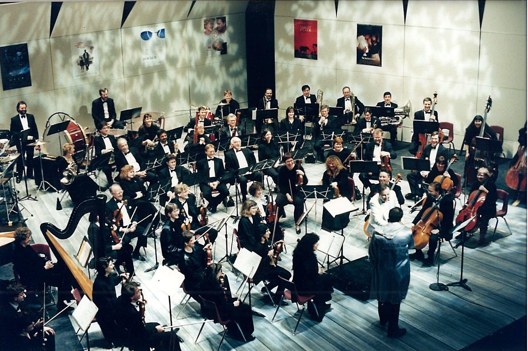 orchestra circa 1997