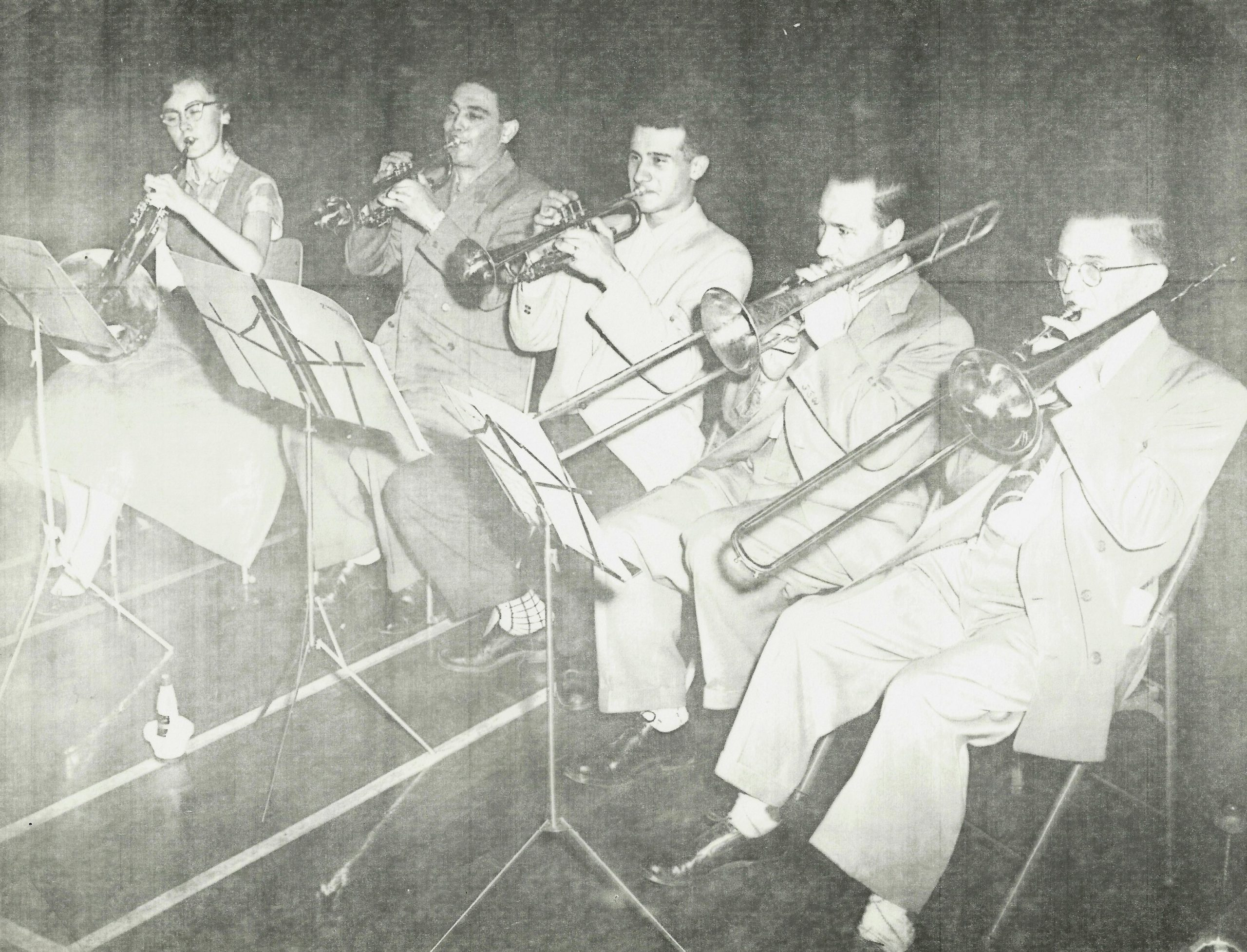 Brass Section - 1947